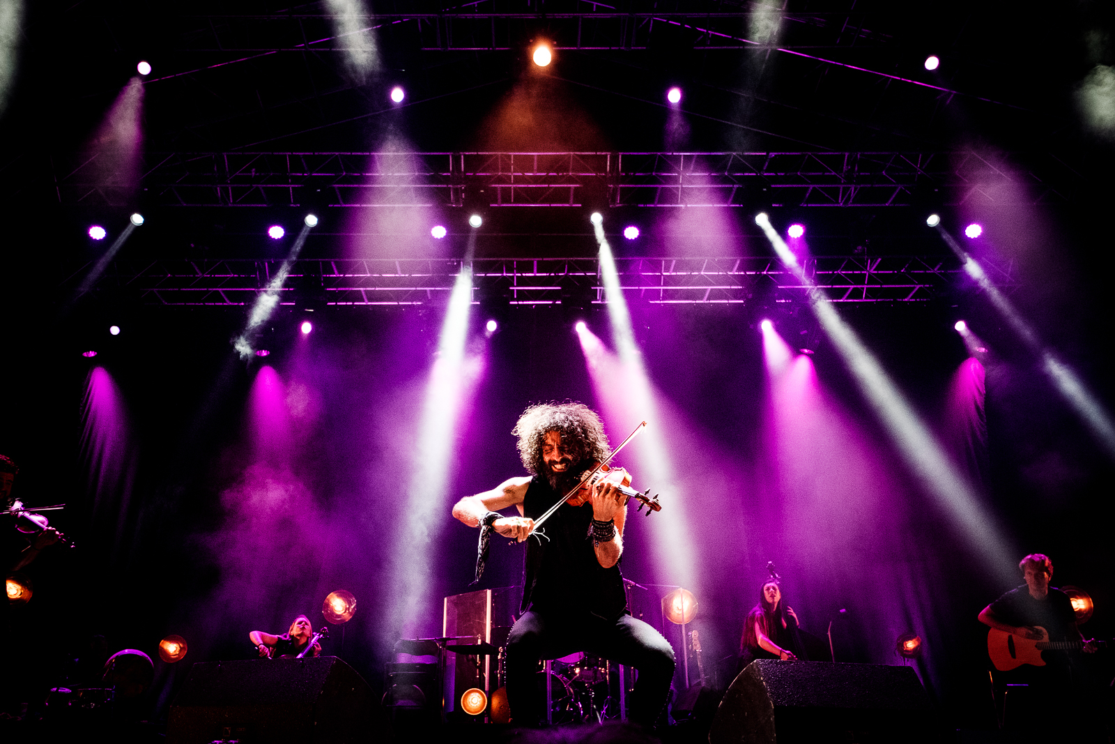 Ara Malikian, Gallery, German Vidal