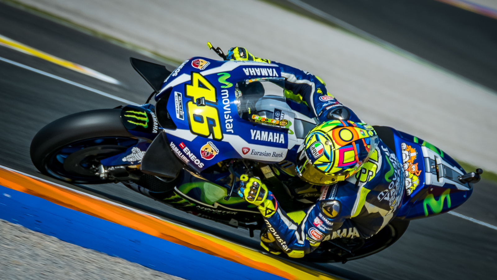 Moto Gp, Gallery, Rossi, German Vidal