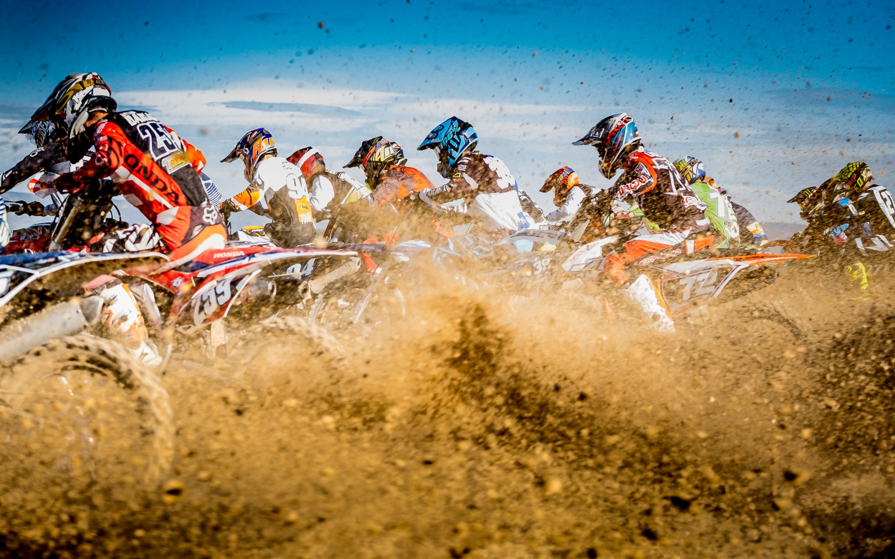 Motocross, Gallery, German Vidal